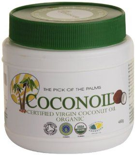 Coconoil Certified Virgin Organic Coconut Oil   32.5 oz.  Grocery & Gourmet Food