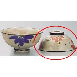 rice bowl kbu479 16 072 [4.77 x 2.09 inch] Japanese tabletop kitchen dish Best couple cup flower rice bowl ( small ) [12.1 x 5.3cm] inn restaurant tableware restaurant business kbu479 16 072 Kitchen & Dining
