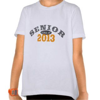 Senior Class of 2013 Shirt