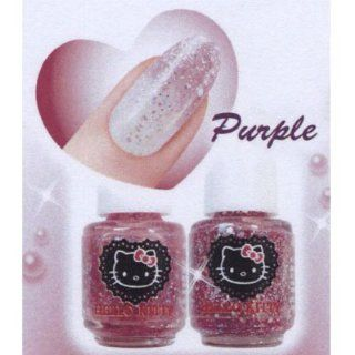 Lucky Trendy Hello Kitty Nail Cocktail Pink HKNC483 Health & Personal Care