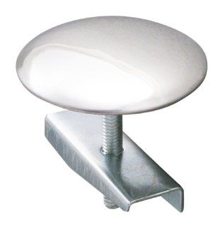LDR 501 6410 Bolt Type Stainless Steel Faucet Hole Cover, Chrome   Pipe Fittings