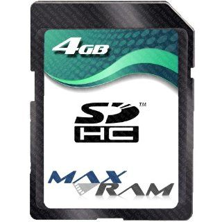 4GB Memory Card for Vivitar DVR 508 Digital Video digital camera/camcorder / Class 4 Computers & Accessories