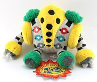 "Pokemon Center Official Nintendo Pokemon Center Plush Stuffed Toy   6"" Regigigas Toys & Games"