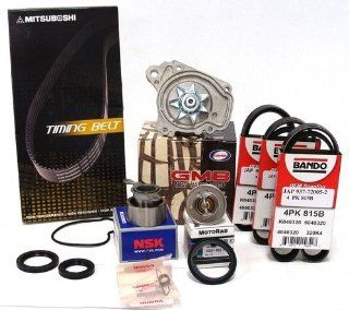 Timing Belt Kit Honda Civic DX 1.6L (1996 96 1997 97 1998 98 1999 99 2000 00) Automotive