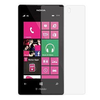 Nokia Lumia 521 Anti Glare Screen Protector Cell Phones & Accessories