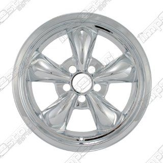 "1994 2004 FORD MUSTANG 17"" Chrome Wheel Skin Covers IWCIMP/316X Automotive"