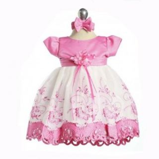 SIZE 4T   Baby Toddler Easter Dress 2 Pc Set (Size 4T) Infant And Toddler Special Occasion Dresses Clothing