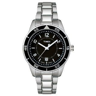 Timex Women's T2M521 Premium Collection Sport Luxury Stainless Steel Bracelet Watch at  Women's Watch store.