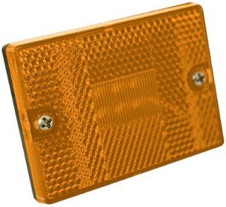 Blazer CW523A LED Rectangular Clearance & Side Marker Light, Amber Automotive