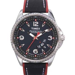 Timex Men's T2G521 Premium Collection Perpetual Calendar Watch Timex Watches