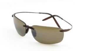 Maui Jim Olowalu Sunglasses H526 26 Rootbeer/Copper (HCL Bronze Lens) 65mm Shoes