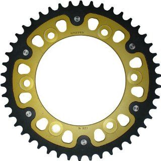 Supersprox Stealth Gold 530 40 Tooth Rear Sprocket for Suzuki GSXR 1000 SV Hayabusa Bandit Automotive