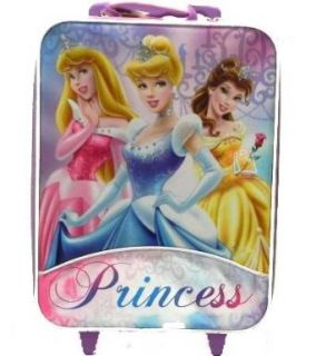 Disney Princess Pilot case Rolling Luggage Clothing