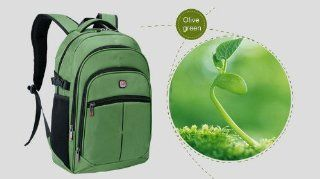 AmericanShiled Bala colorful series Laptops backpack.HOT sell computer notebook macbook tablet,knapsack,rucksack bag for man woman travelling,camping,Hiking business and casual. waterproof ASBA216 Green 2 (L) Health & Personal Care