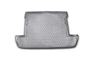 Novline 29.07.B12 Lexus LX570 Cargo Liner   Cargo Mat   Cargo Tray   2008 2012   Behind 3rd Row Seats   Black Automotive