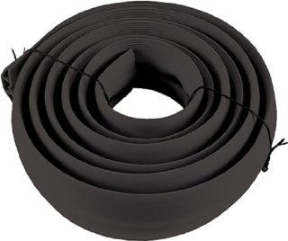 GE Cord Cover, PVC, 6 Foot, Black 43003   Extension Cords