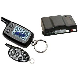 PRECISION P2210 2 Way Extended Range Keyless Entry & Remote Starter  Automotive Electronic Security Products  Camera & Photo