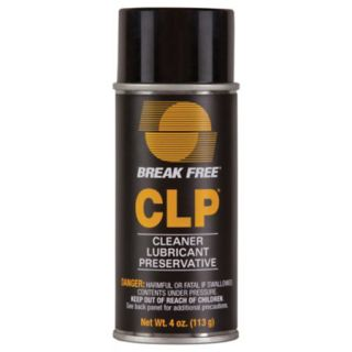 Break Free Cleaner  Lubricant Aerosol Spray 4 oz. 776757