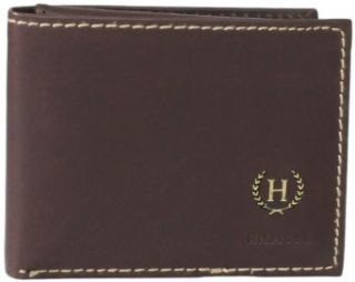 Tommy Hilfiger Men's Hove Passcase Billfold, Tan, One Size at  Men�s Clothing store