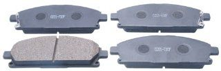 410605W585   Front (Disc Brake) Pad Kit For Nissan   Febest Automotive