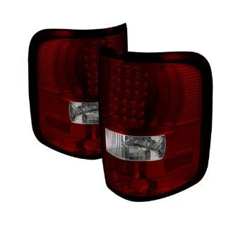 Spyder Auto ALT ON FF15004 LED RC Ford F150 Styleside Red/Clear LED Tail Light Automotive