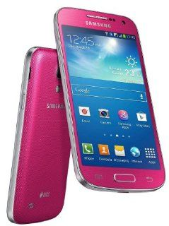 "New Smart Phone Samsung Galaxy S4 Mini Duos GT i9192 Pink (FACTORY UNLOCKED) 4.3"" , 8GB , 8MP Beauty"