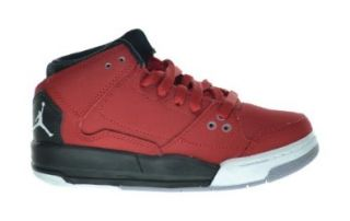Jordan Flight Origin (PS) Little Kids Basketball Shoes Gym Red/White Black Cement Grey 602669 601 (12.5 M US) Shoes