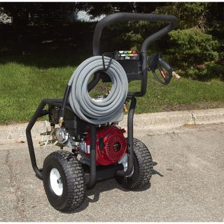 NorthStar Gas Cold Water Pressure Washer — 3.5 GPM, 4000 PSI, Model# 15782020  Gas Cold Water Pressure Washers