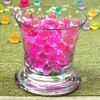 1 Pound of Water Beads   Pink   Made in the USA Patio, Lawn & Garden