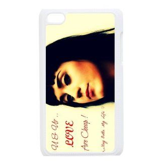 Custom Katy Perry Hard Back Cover Case for iPod Touch 4th IPT626 Cell Phones & Accessories