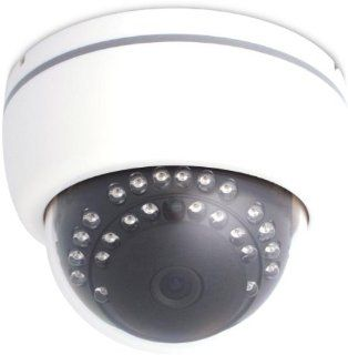 Everfocus ED635 630TVL Indoor IR Dome Camera, 3.6mm  Camera & Photo