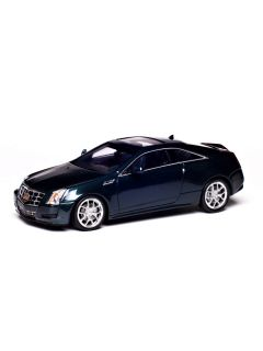 Cadillac CTS Coupe 43rd Scale Resin Model by Luxury Diecast