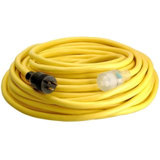 Coleman Cable 50 Ft. Generator Cord