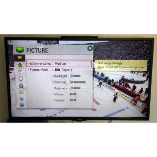 LG Electronics 42LN5700 42 Inch 1080p 120Hz LED LCD HDTV with Smart TV (2013 Model) Electronics