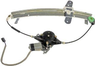 Dorman 741 665 Ford/Mercury Front Passenger Side Window Regulator with Motor Automotive
