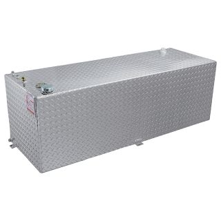 RDS Rectangular Auxiliary Transfer Fuel Tank — 91 Gallon, All Diamond, Model# 72551  Auxiliary Transfer Tanks