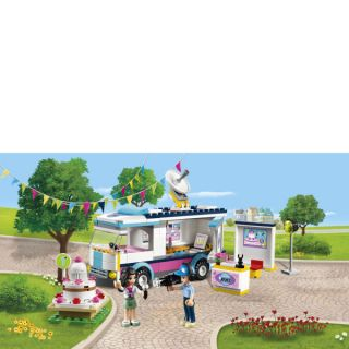 LEGO LEGO Friends Heartlake News Van (41056)      Toys