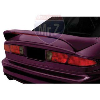 1993 1997 Ford Probe Custom Spoiler Mid Wing Style With (Unpainted) Automotive
