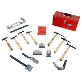 Martin 691K 15 Piece Body and Fender Repair Tool Set Hand Tool Sets