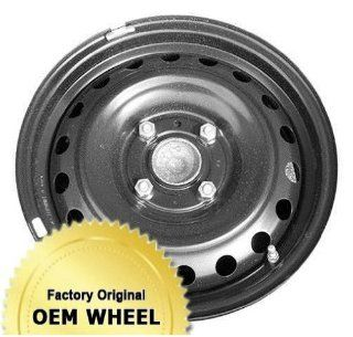 NISSAN VERSA 15x5.5 Factory Oem Wheel Rim  STEEL BLACK   Remanufactured Automotive