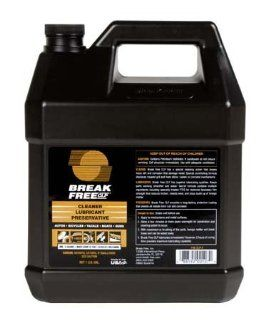 Break Free CLP 7 Cleaner Lubricant Preservative Gallon Jug, 3.78 Liter  Multipurpose Cleaners  Sports & Outdoors