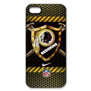 Custom NFL Washington Redskins Back Cover Case for iPhone 5 5S LL5S 1399 Cell Phones & Accessories