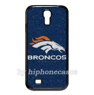 Samsung Galaxy S4/S IV/SIV i9500 protector Denver Broncos Fitted Cases by hiphonecases Cell Phones & Accessories