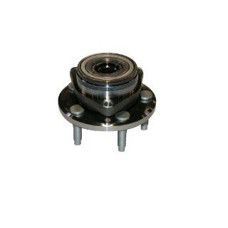 GMB 725 0006 Wheel Bearing Hub Assembly Automotive