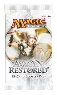 Magic the Gathering Avacyn Restored Booster Pack Toys & Games