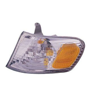 2001 2002 Toyota Corolla Park Corner Lamp Turn Signal Marker Light Left Driver Side (01 02) Automotive