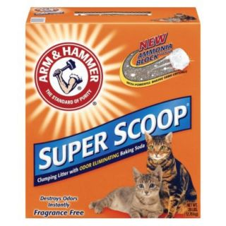 Arm & Hammer Super Scoop Fragrance Free Clumping