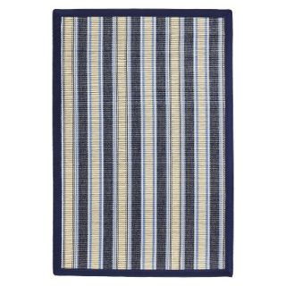 Coastal Bamboo Area Rug   Surf (8x10)