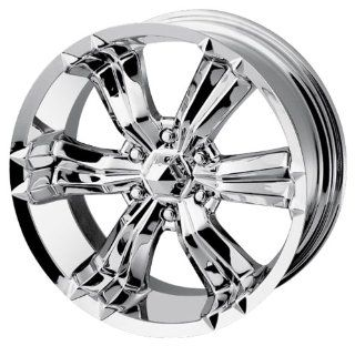 "Mazzi Sphinx 790 Chrome Wheel (17x8""/5x127mm) Automotive"
