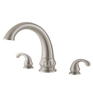 Price Pfister Treviso 806 DK1 Brushed Nickel Roman Tub Faucet   Tub Filler Faucets